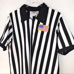 Referee Shirt NFL Hiring | XL Referee Uniform